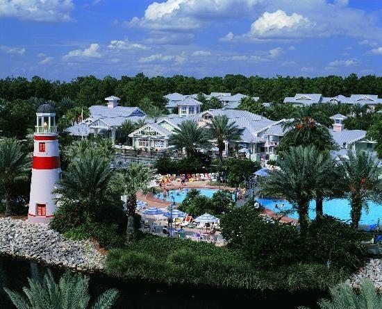 Old Key West Resort, Walt Disney World