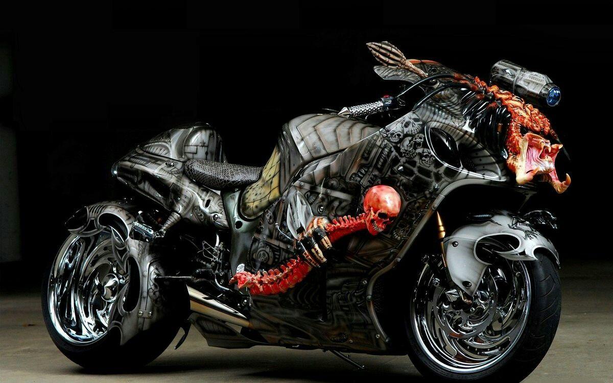 Обои Мотоцикл, Harley davidson, Пейзаж. Мотоциклы foto 11