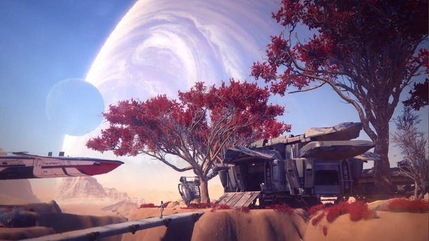 Mass Effect: Andromeda - somePlanets will be great How Dragon Age: Inquisition