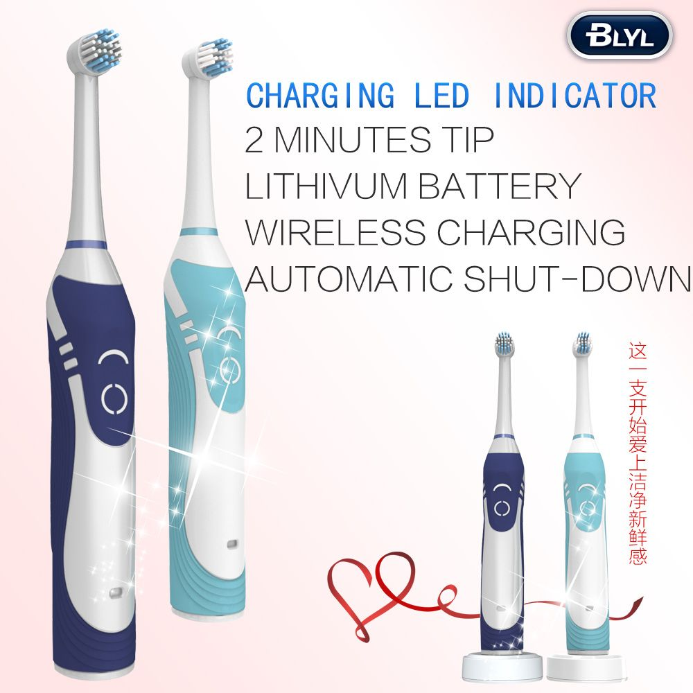 Factory price electric toothbrush rechargeable waterproof
