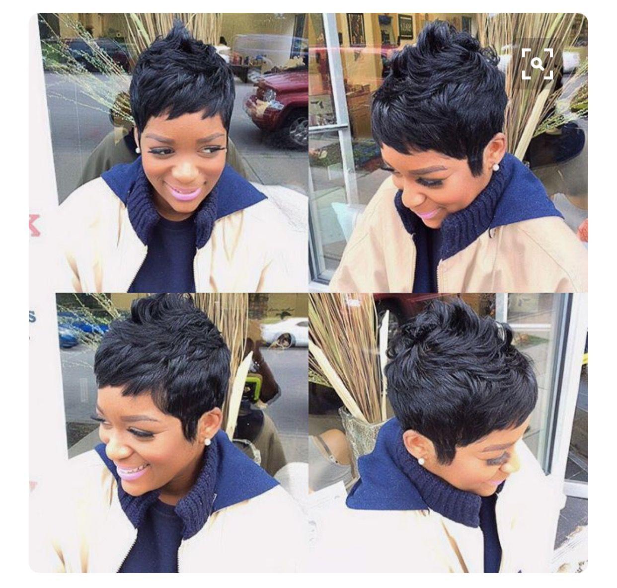 Pin by elena on short hair donut care pinterest short hair