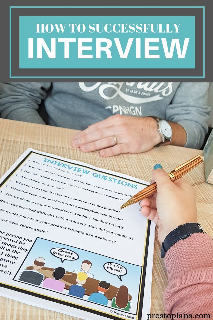 Interviews getting a parttime job is a reality for many