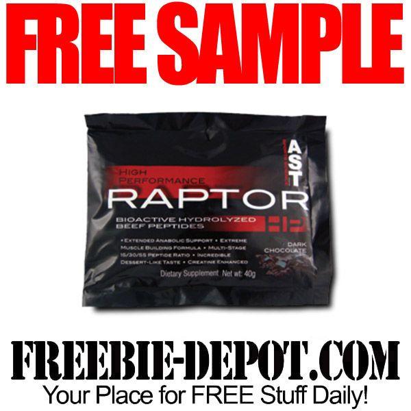►► FREE SAMPLE - Raptor High-Performance Super-Protein ...