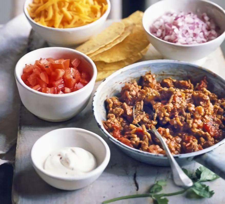 Masa Para Tacos Mexicanos Y Relleno Lasrecetasdelchef Com Tacos Mexicanos Rellenos Para Tacos Cena De Tacos