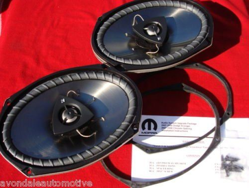 Dodge Ram 1500 20092011 Front Kicker Speaker Upgrade Mopar Oem For More Information Visit Image Link Car Audio
