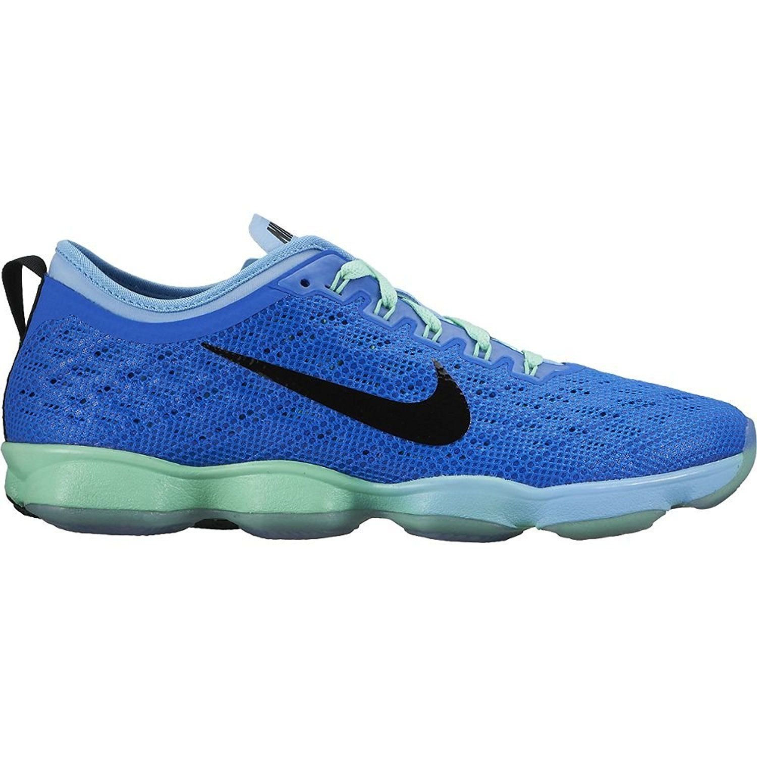 Nike Zoom Fit Agility Sz 7 Womens Cross Training Shoes Blue New In Box >>