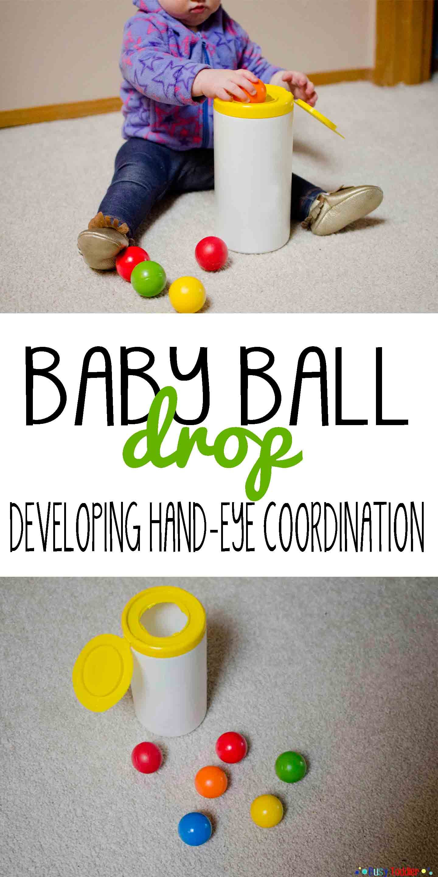 Baby Ball Drop