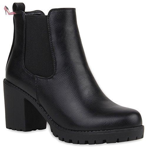 Eu Chelsea Noir Stiefelparadies 36 Femme Bottes Noir Yqq0Tw