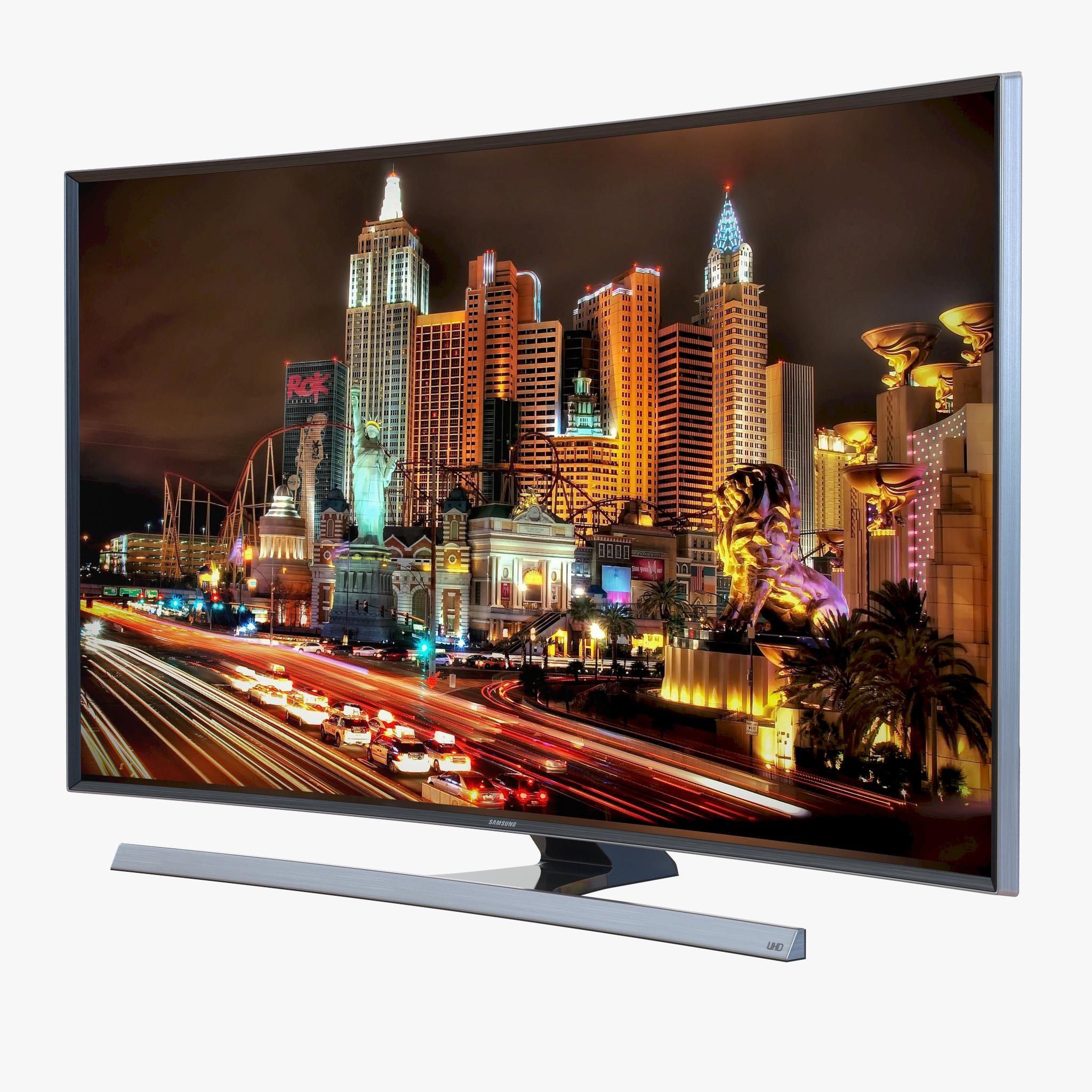 Samsung 4K UHD JU7500 Series Curved Smart TV 40 inch 3D