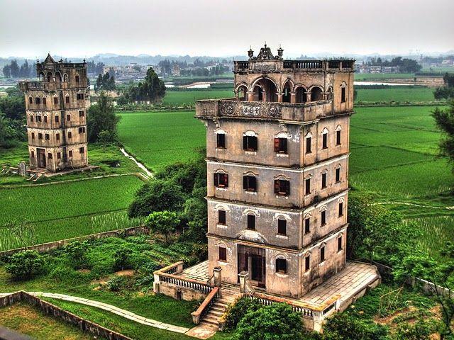 diaolou towers Kaiping