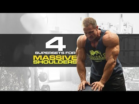 Shoulder Day With Phil Heath - Training Tips - YouTube...