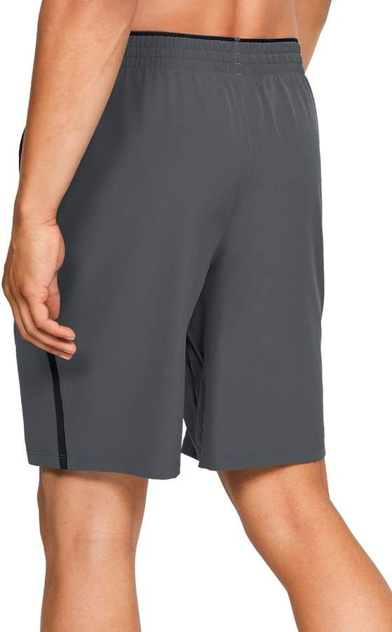 532883153 Men's Under Armour Qualifier Technical Athletic Shorts, Size Small ...