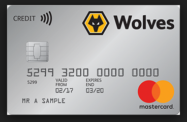 Wolves Mastercard Creation With Images Credit Card Apply