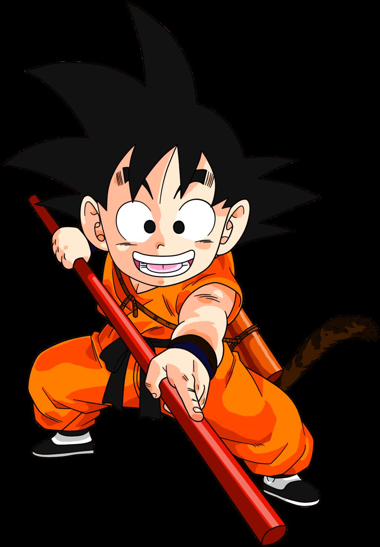 Kid Goku Colored Kid Goku Dragon Ball Super Manga Dragon Ball