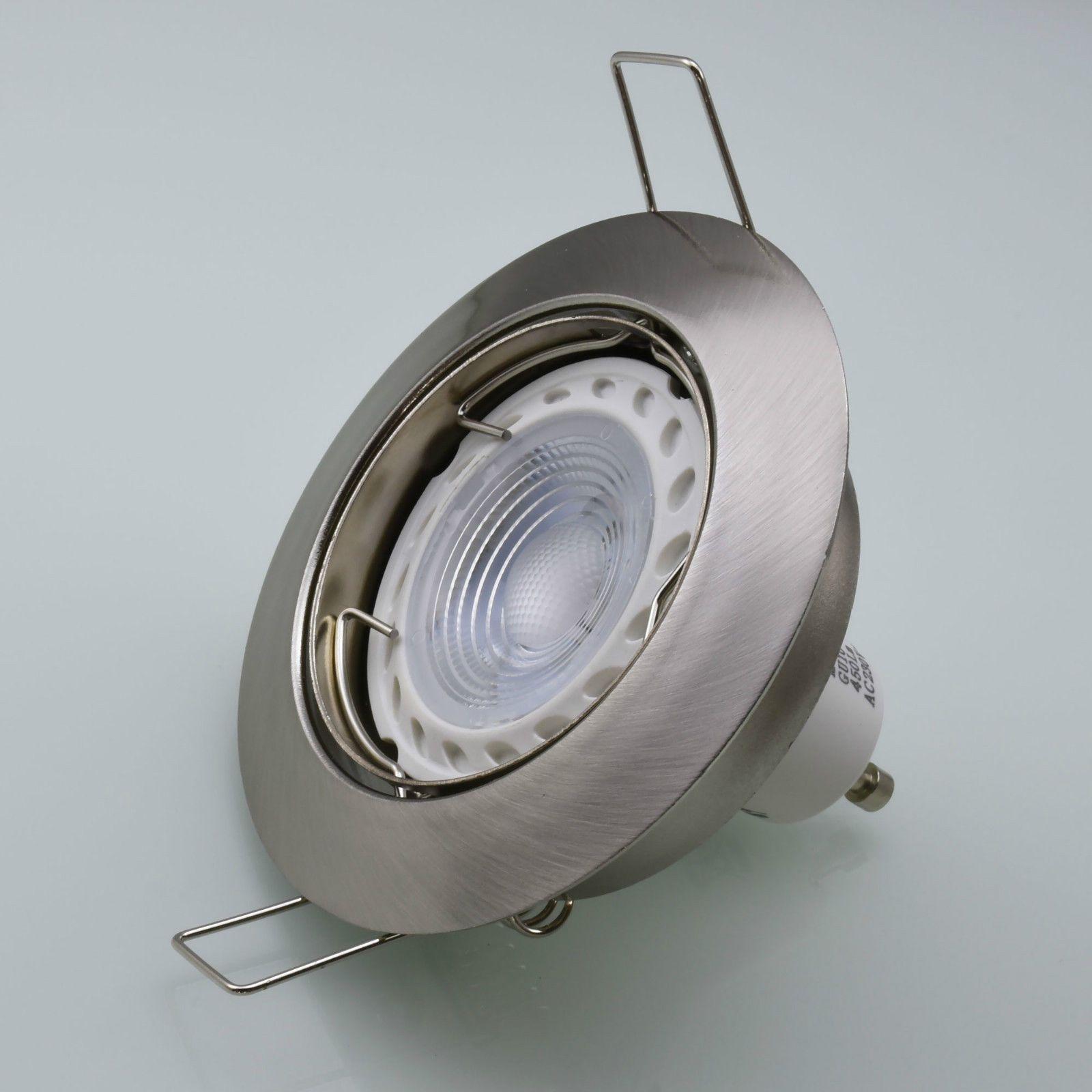Einbaustrahler Einbauspot Spot 104S-TP LED 7W Einbauleuchte Lampe Strahler | eBay