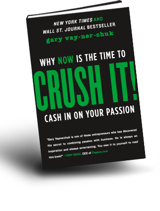 Gary vaynerchuk has been a pioneer in the digital spaces and crush gary vaynerchuk has been a pioneer in the digital spaces and crush it is the blueprint for how he did it this is a practical book focused on helping malvernweather Choice Image