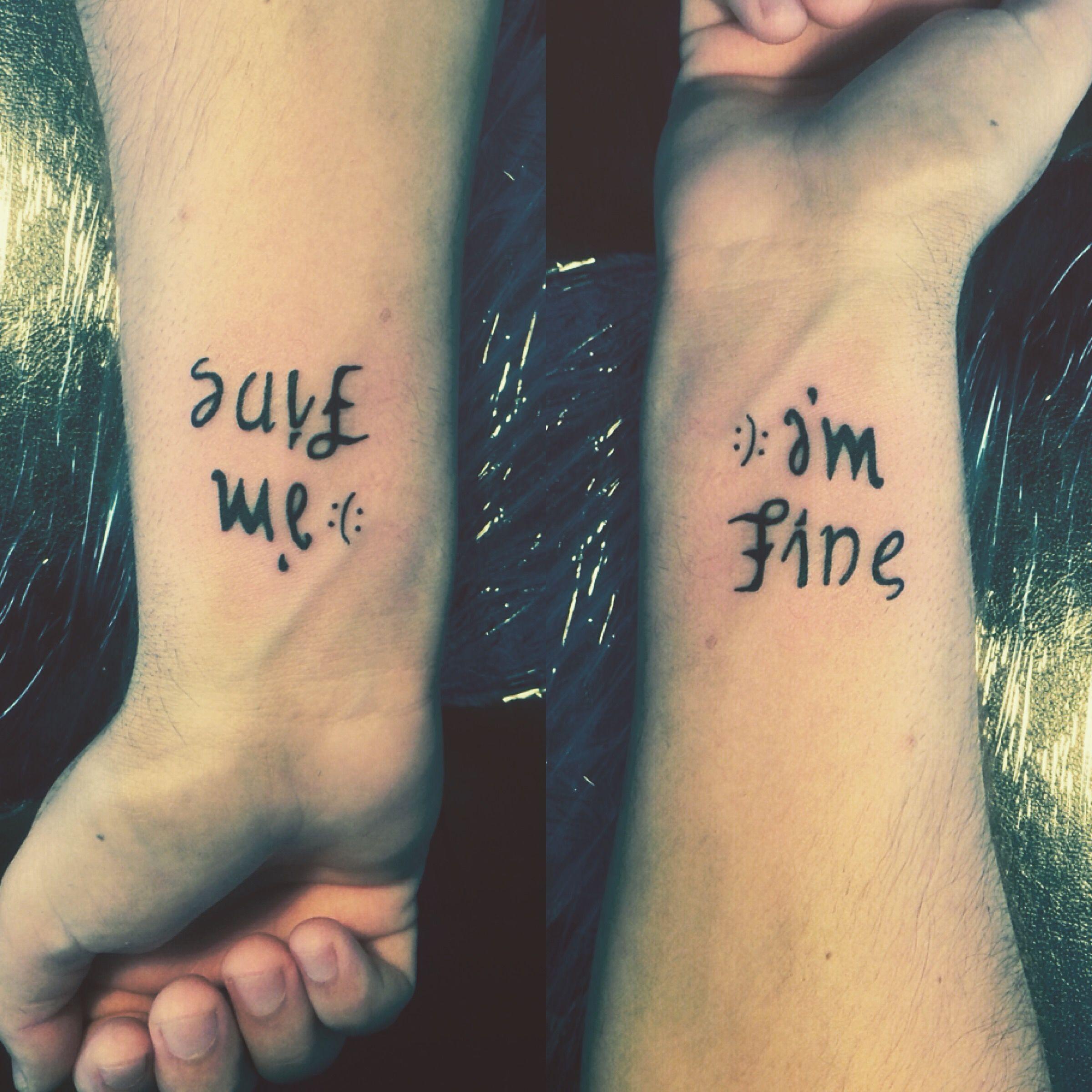 Save Me I M Fine Tattoo Save Me Tattoo Im Fine Save Me Tattoo Im Fine Tattoo