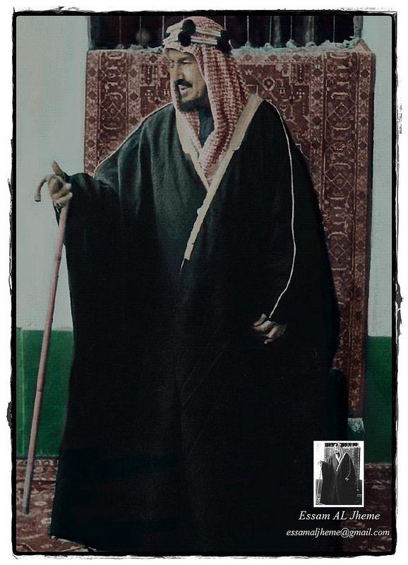 الملك عبدالعزيز بن عبدالرحمن آل سعود Saudi Arabia Culture Arabian Beauty Arabian Nights