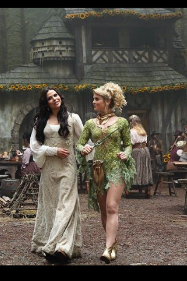 Once Upon A Time season 3 Tinkerbell !!!!!