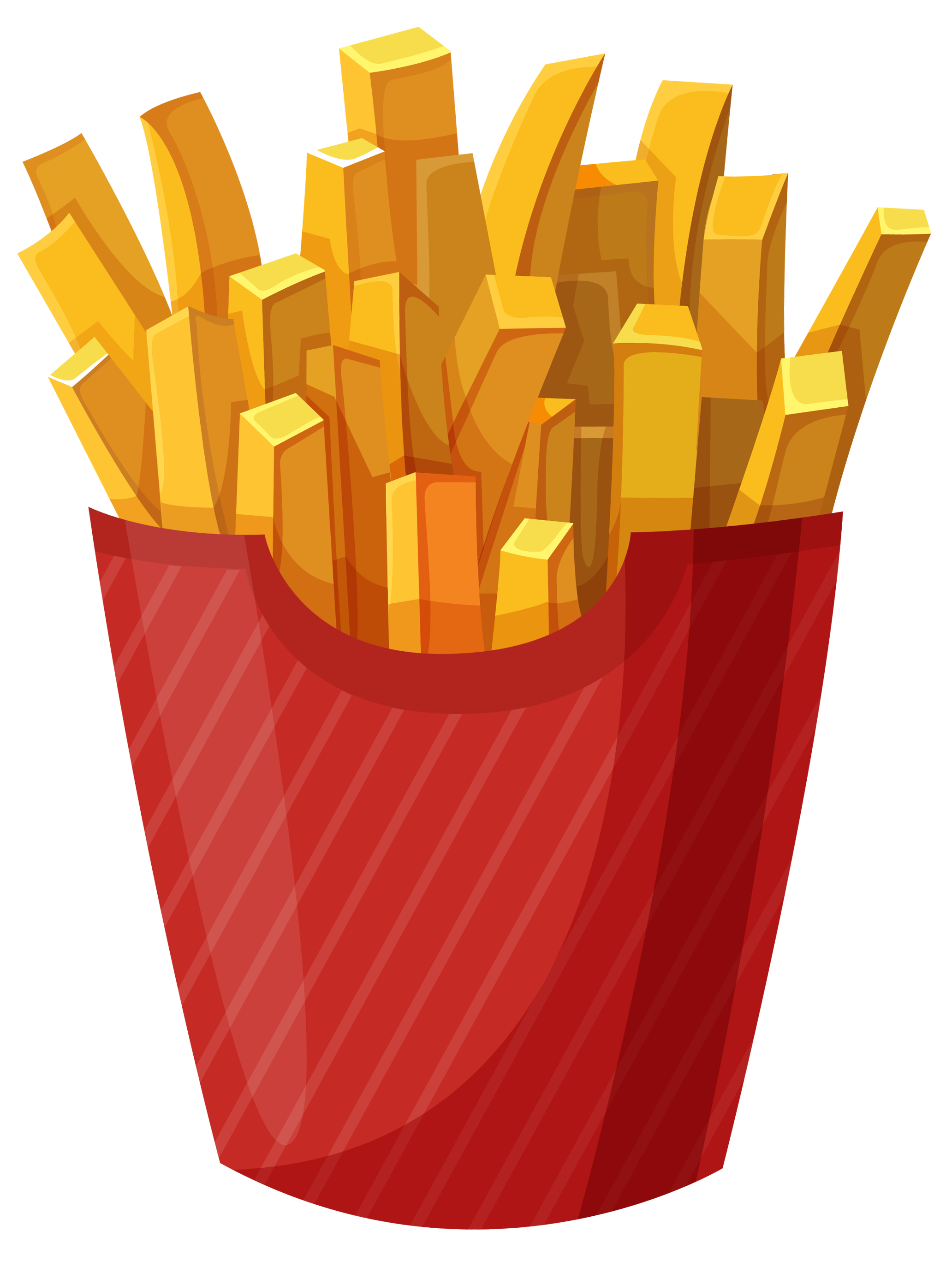 Pin by Kushalagarwal on French Fries Food clipart, Clip