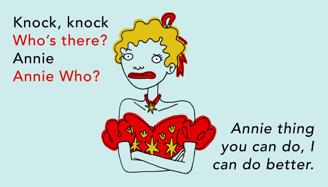40 Ridiculous Knock Knock Jokes That Ll Get You A Laugh On Demand Humor