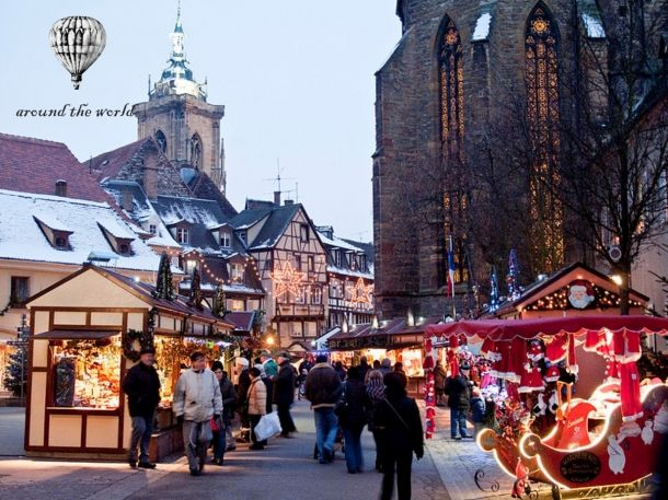 "Christmas in Colmar από το Trip to Trip στη στήλη ""Ταξίδια"" του eptanews.gr!  http://www.eptanews.gr/index.php/travel/12001-christmas-in-colmar"