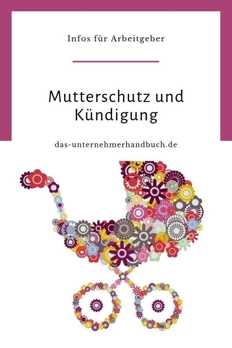 Mutterschutz und Kündigung - In Deutschland gibt es ein Mutterschutz-Gesetz, das werdende Mütter am Arbeitsplatz schützen soll. Eine wichtige Rolle spielt dabei der Kündigungsschutz.  #Kündigung, #Mutterschutz