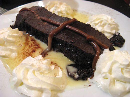 Brownie cercueil => mega simple !