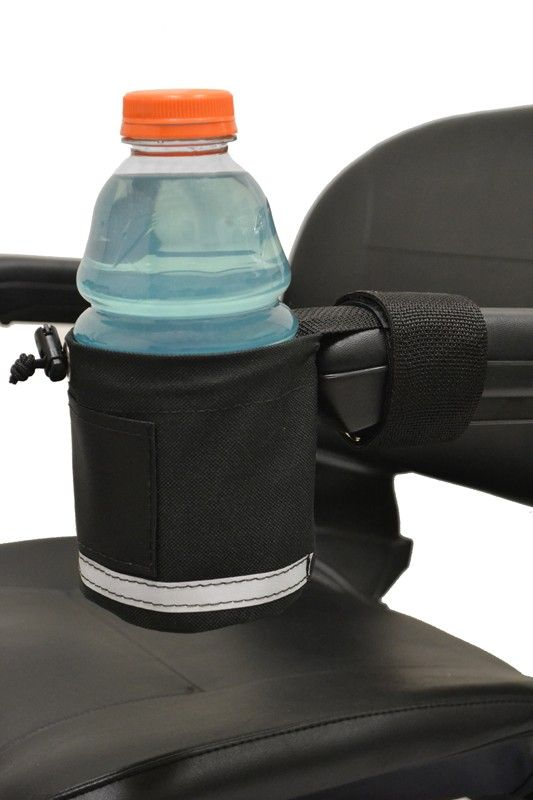 Diestco Unbreakable Cupholder For Power Wheelchairs And Mobility Scooters For Sale Wheelchair Accessories Power Wheelchair Accessories Cup Holder