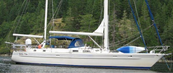 Pearson 53' sailboat 1981