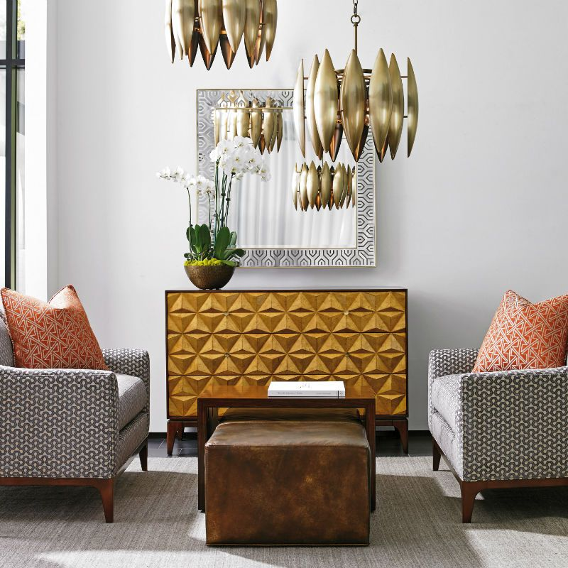 2020 Lighting Trends The Latest Looks Styles In Light Fixtures Hayneedle Glam Living Room Traditional Furniture Design Living Room Designs