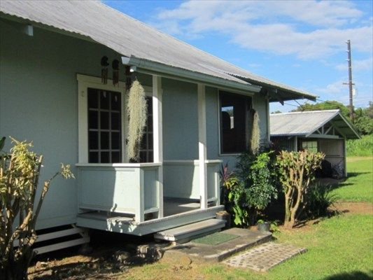 Plantation Era Home For Sale In Kapaau Big Island Of Hawaii