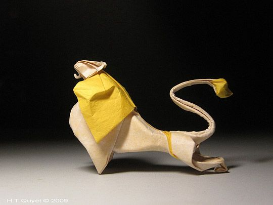 Origami Art – Genius Simplicity or Advanced Sophistication | Cruzine