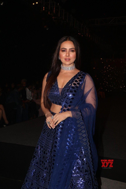 Mumbai Wedding Junction Show Sana Khan Gallery (With