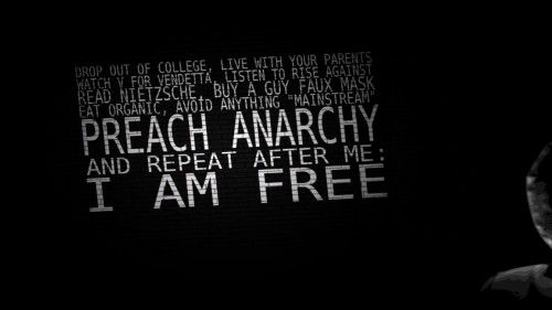 V For Vendetta Quotes Wallpapers