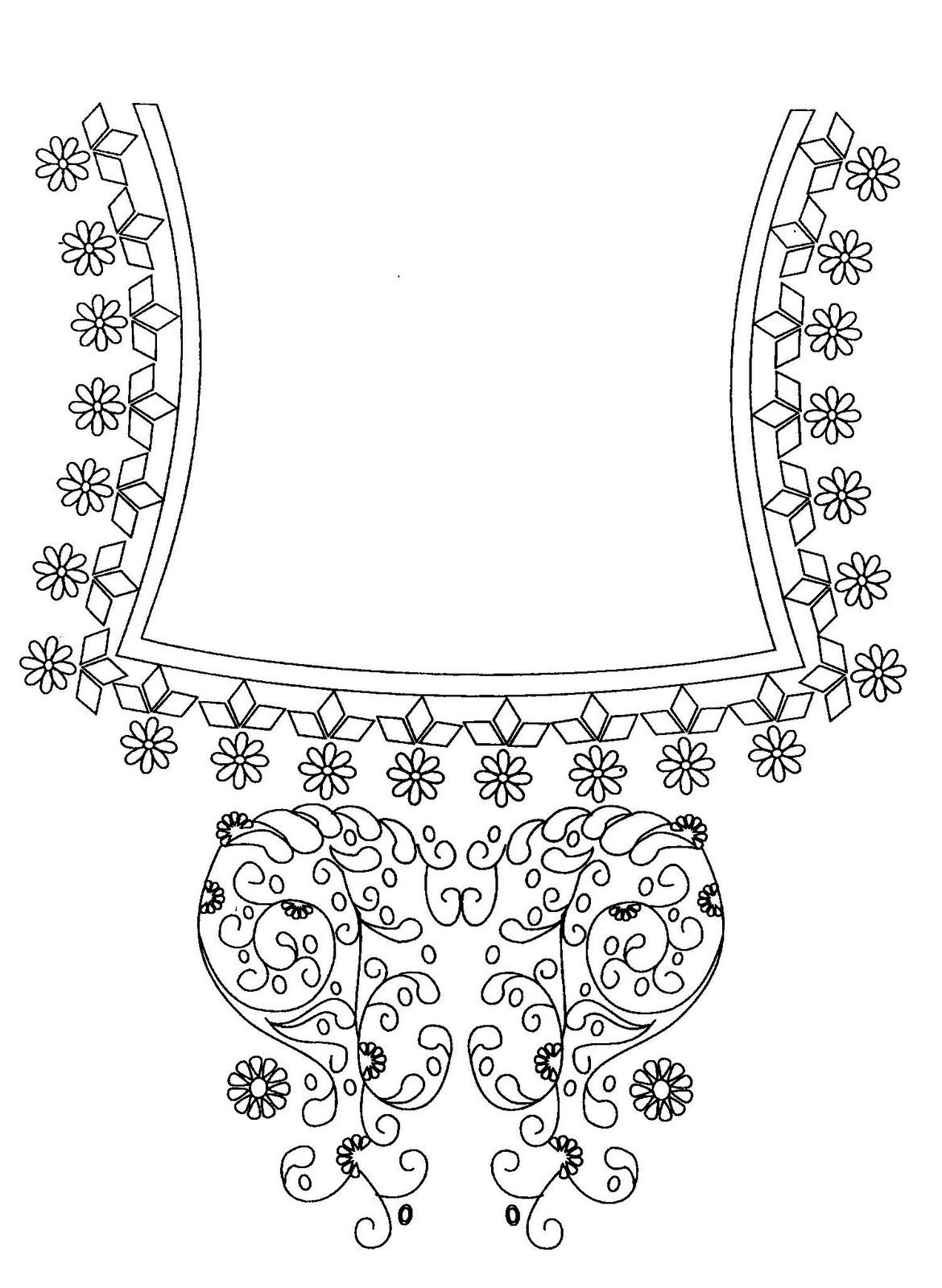 Lady craft embroidery designs riscos para roupas pinterest