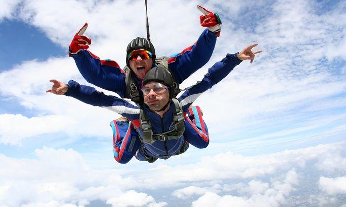 Skydiving San Francisco Tandem Jump Skydiving Tandem