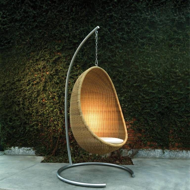 Sillon colgante mimbre sillones colgantes sillas - Sillon colgante jardin ...