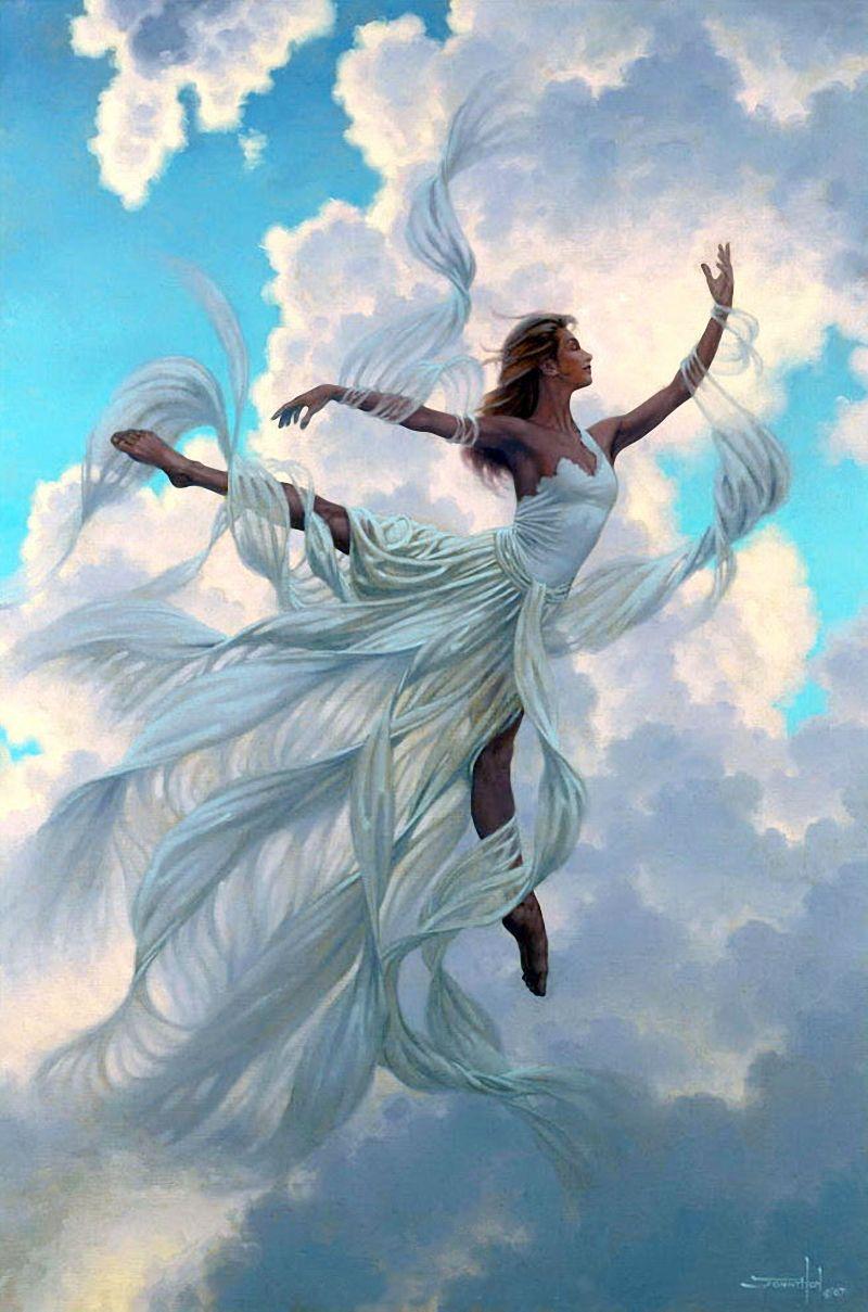Ветер олицетворение картинка