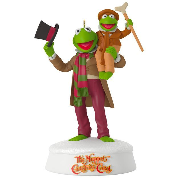 1000 Ideas About The Muppet Christmas Carol On Pinterest: The Muppet Christmas Carol 25th Anniversary Sound Ornament