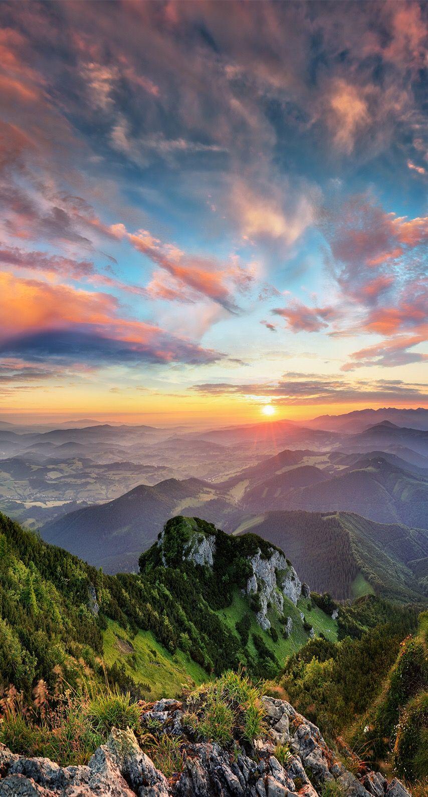 Hd Mountain Wallpaper Iphone Wallpaper Landscape Landscape Photography Nature Iphone Wallpaper Mountains
