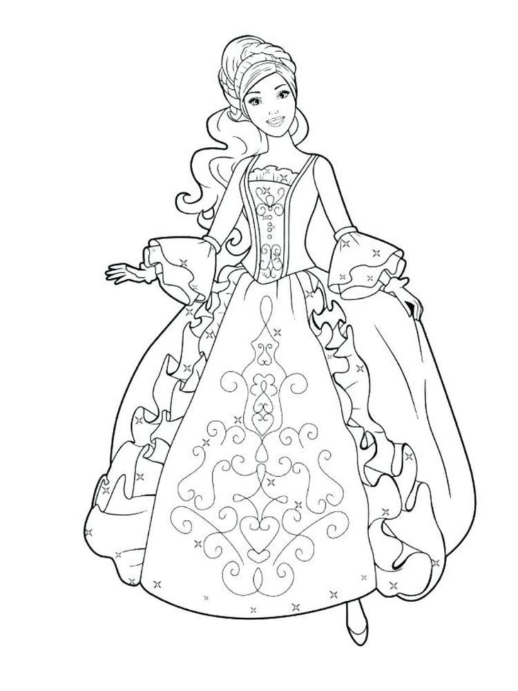 Disney Princess Tiana Coloring Pages Free Below Is A Collection Of Beautiful Princesses Barbie Coloring Pages Disney Princess Coloring Pages Princess Coloring