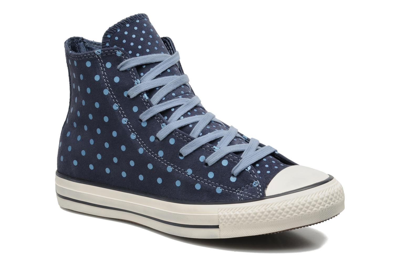 Converse Chuck Taylor All Star Dots Suede Hi W @Sarenza.es