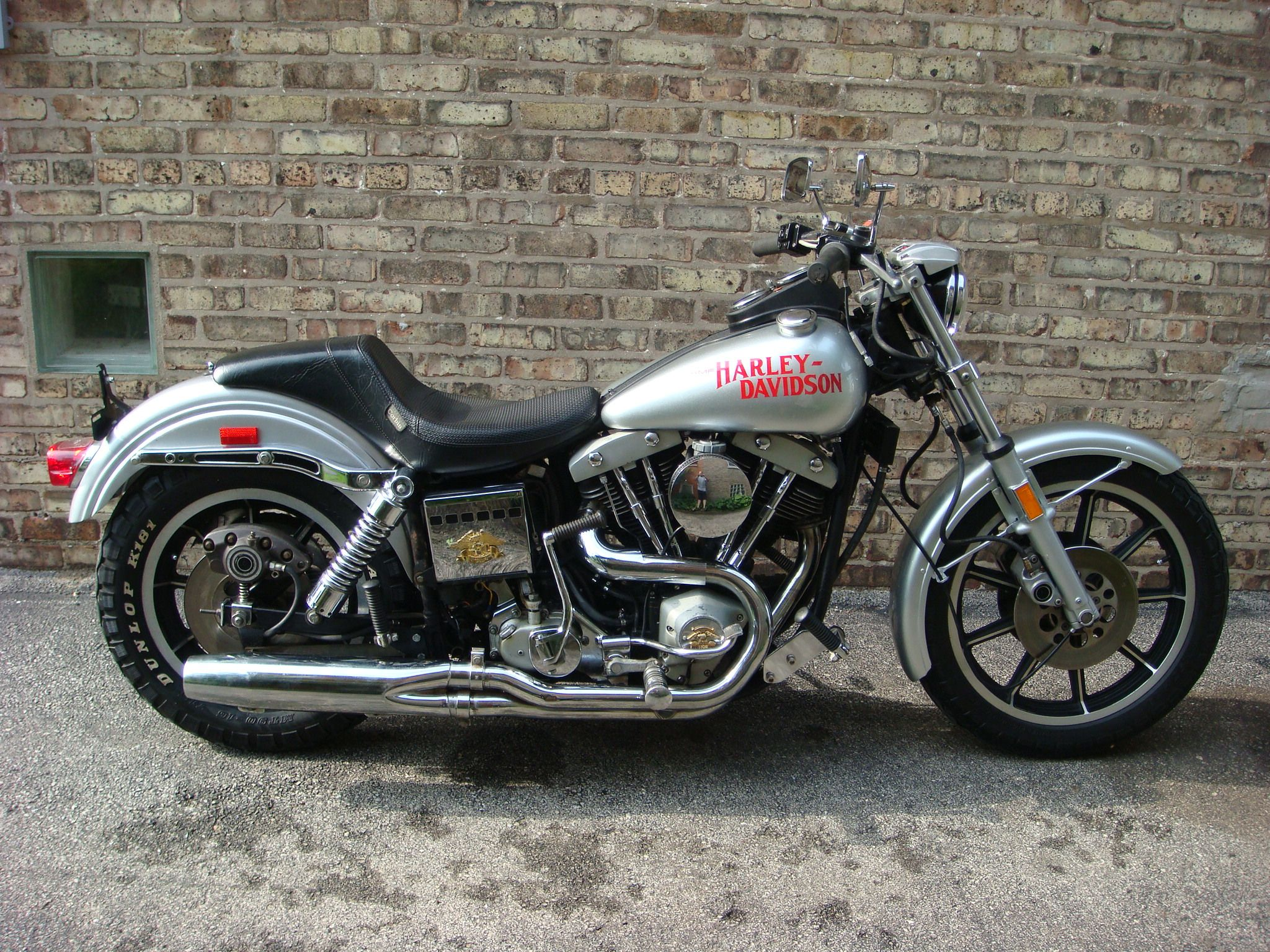 2 into 1 shovelhead FXR opitions : V-Twin Forum: Harley