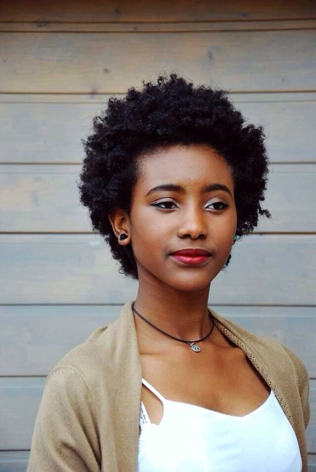 Short Afro Hairstyles Pleasing Crespo Todo Dia  Natural Hair  Pinterest  Natural Hair Style And