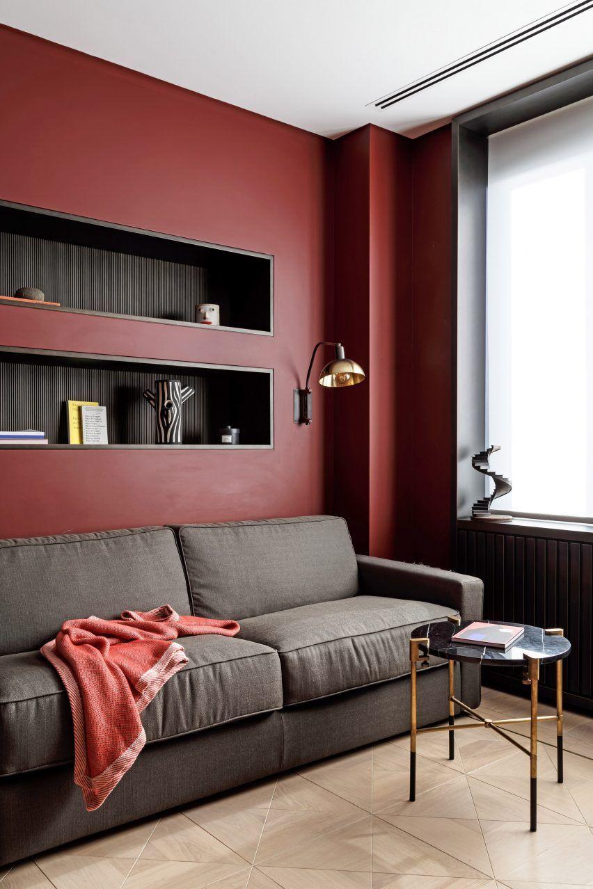 Colori Moderni Per Pareti Interne pin di barbara bugnano su colori   arredamento, colori