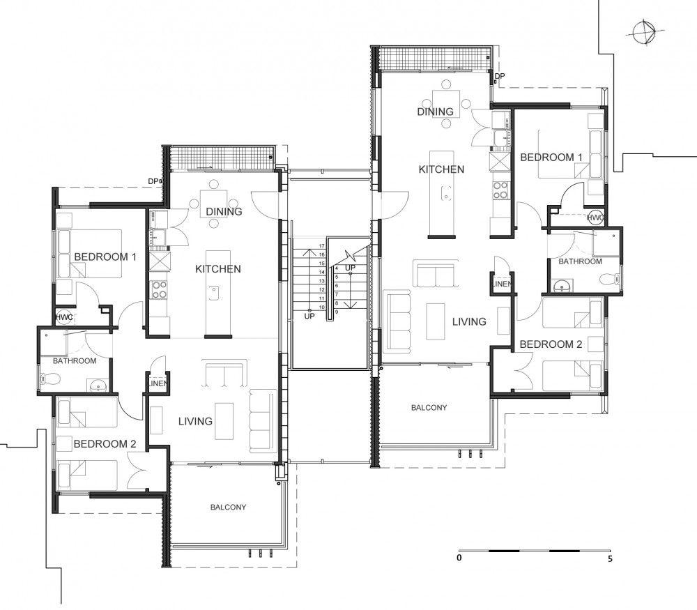 regent park apartments for wcc city housing by designgroup
