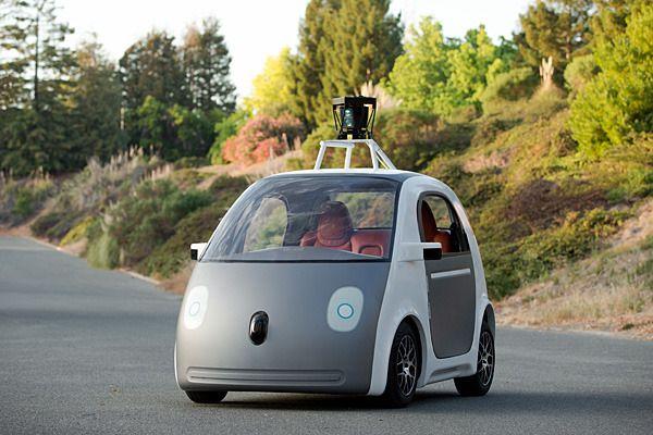 Google car migliorate: potranno parlare con i pedoni - http://www.tecnoandroid.it/google-car-pedoni/ - Tecnologia - Android