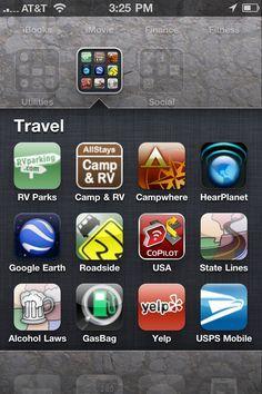 Iphone App Essentials For Rv Travel