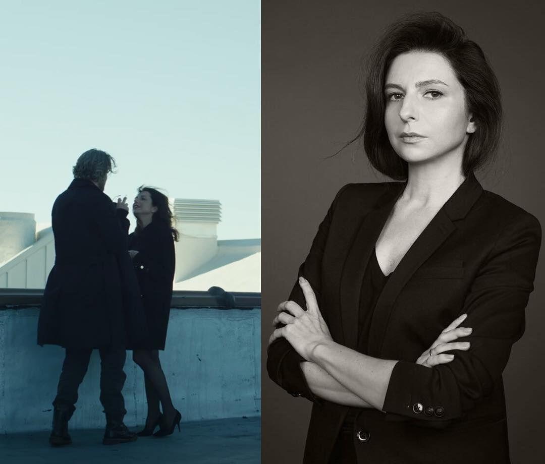 Alisa Khazanova middleground is now showing!! thank you to director-writer